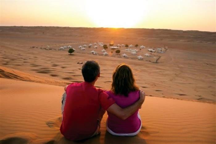 Para el Mundial de Qatar ofrecen hospedaje hasta en pleno desierto