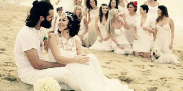 Bárbara Mori se casa con pítcher de Sultanes