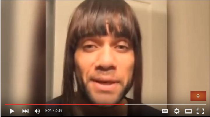 Polémico vídeo de Dani Alves, Barcelona estudia sancionar al jugador