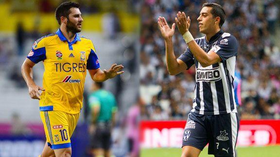 Goleadores regios son los más productivos de México