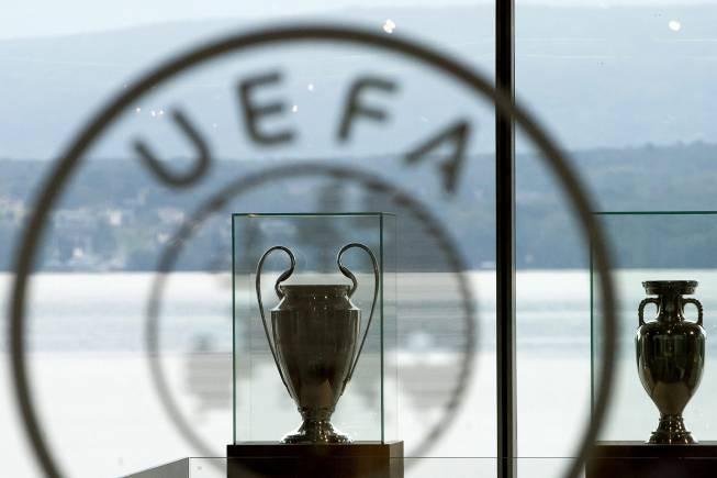 Catean oficinas de la UEFA