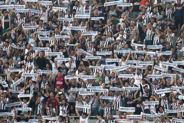 Seguidores Rayados invadirán el Estadio Azteca