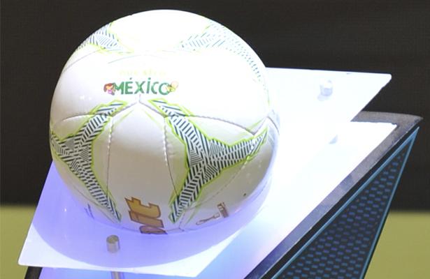 A patear otra cosa… presentan nuevo balón para la Liga MX