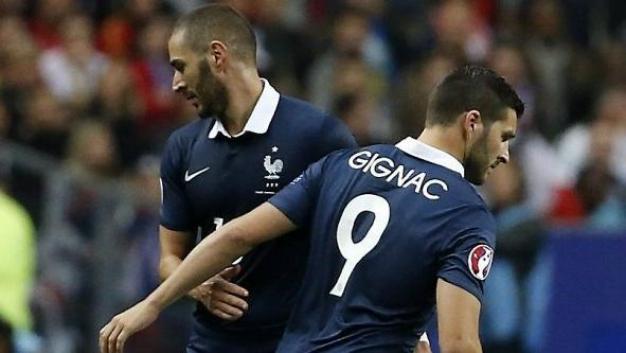 Sin Bezema, aficionados quieren a Gignac entre los 23 de Francia para la Eurocopa