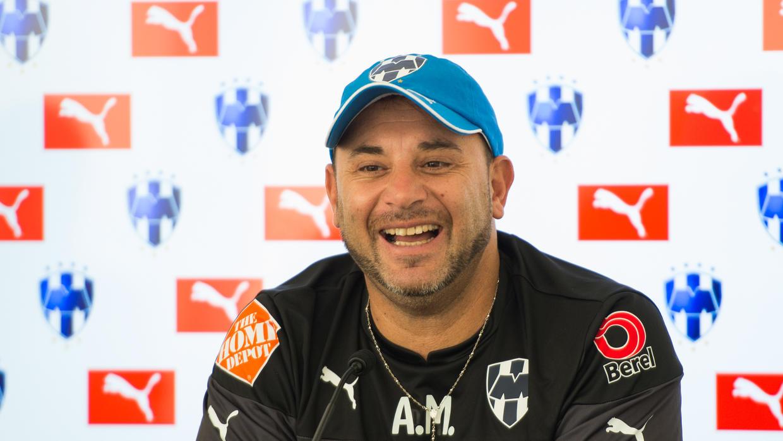 Espera Mohamed ser campeón con la marca Puma en Rayados