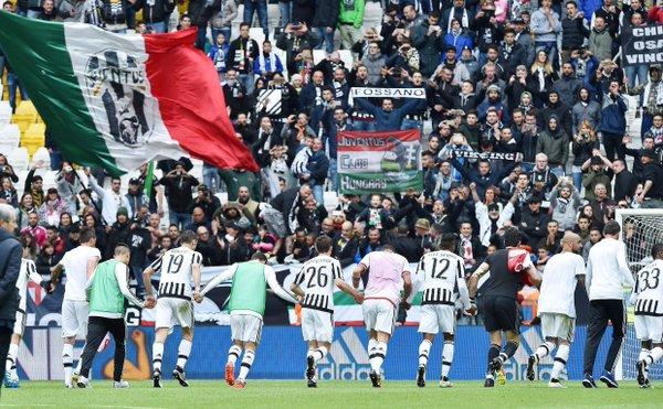 Celebra Juventus el Scudetto con triunfo de 2-0 sobre el Carpi