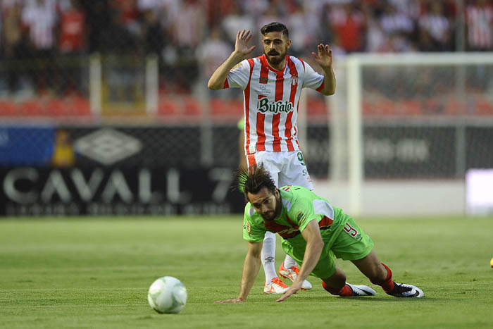 Necaxa obtiene ventaja para su regreso a la Liga MX