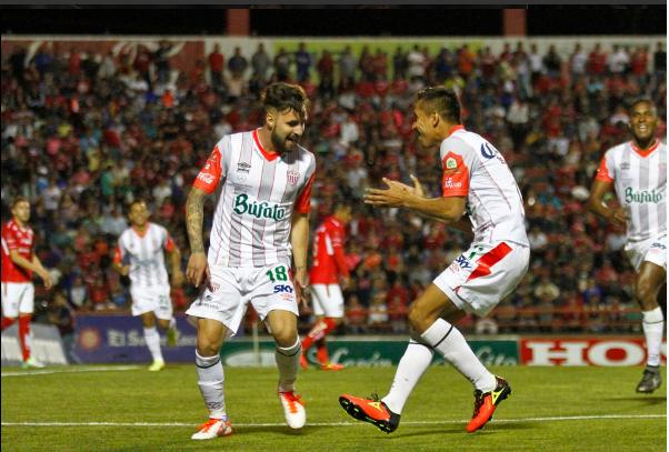 Necaxa saca plata de la mina y vence 2-0 al Zacatecas, en la Final del Ascenso MX