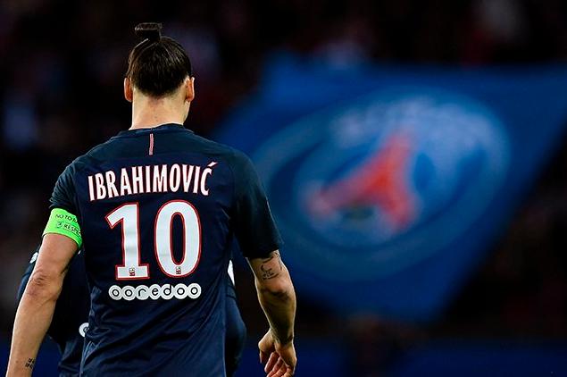 Ibrahimovic brilla en su adiós al Parque de los Príncipes