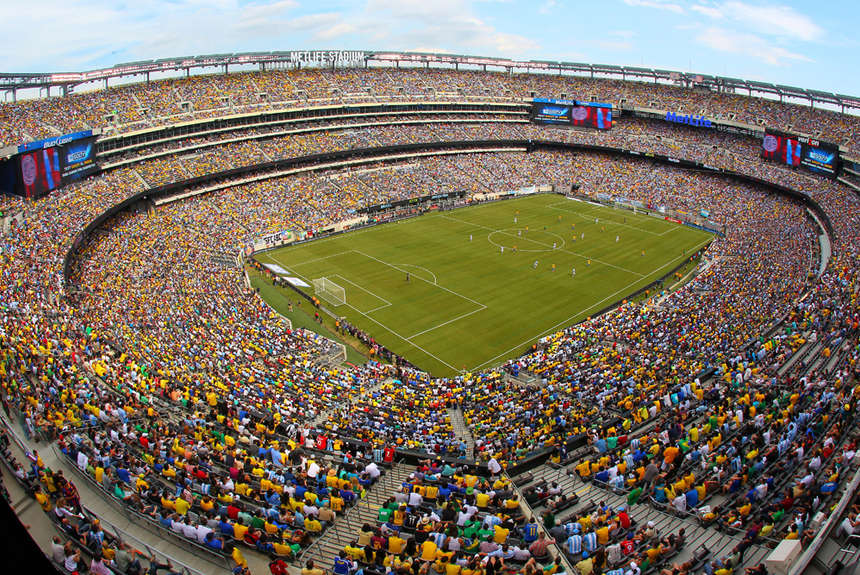 Boletos para la Final de la Copa América casi llegan a los 50  mil pesos