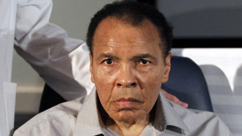Muere Muhammad Ali a los 74 años, víctima del Mal de Parkinson