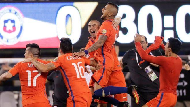 No hay venganza, Chile es bicampeón de la Copa América