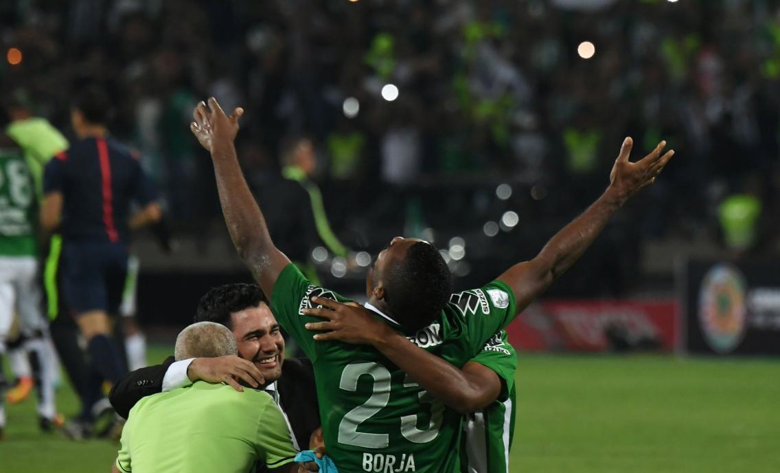 El campeón de la Libertadores es cafetalero, Atlético Nacional se impone al Independiente