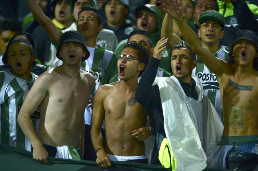 Festejo y muerte por el campeonato del Atlético Nacional en la Copa Libertadores