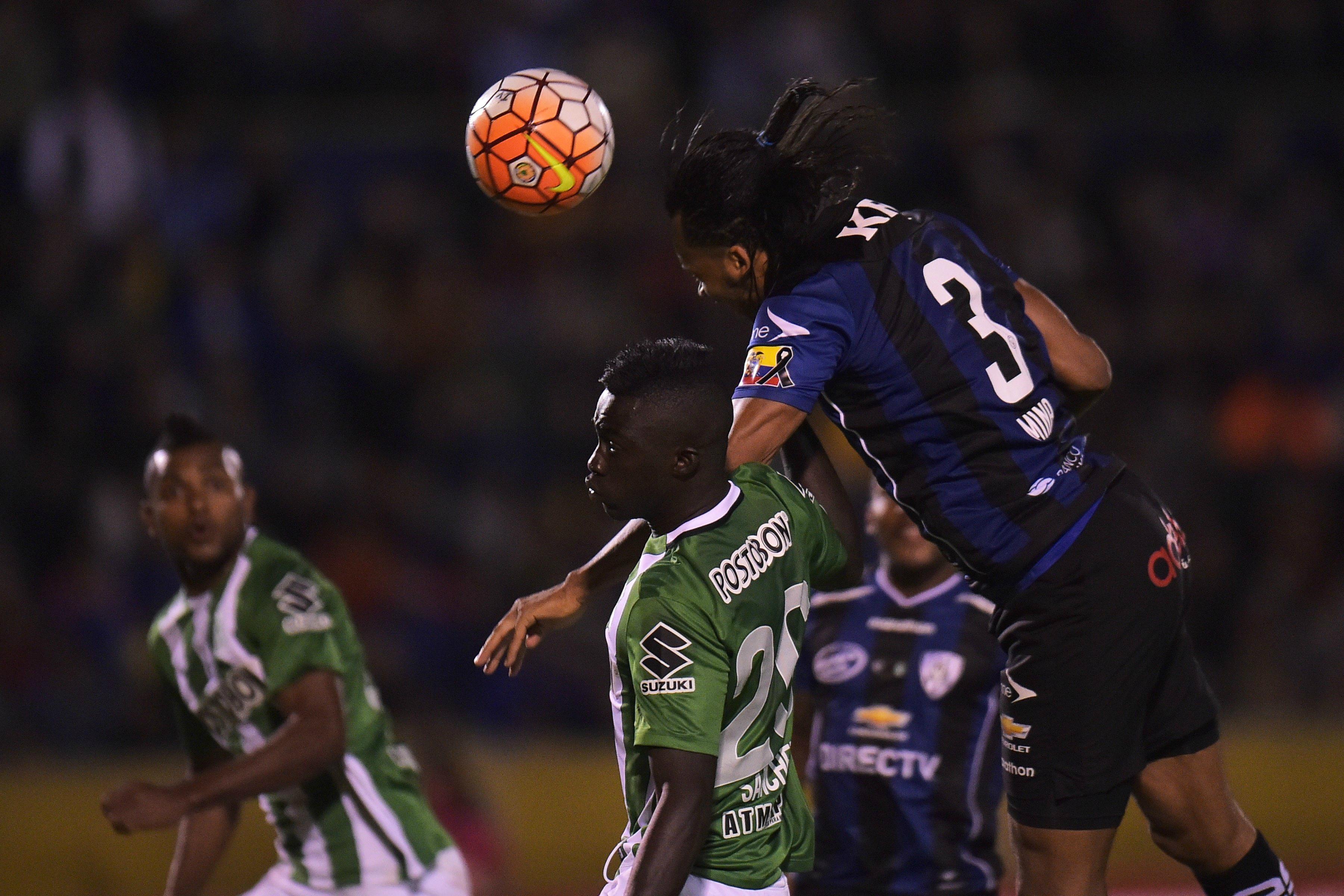 Independiente del Valle evita derrota en la Final de la Libertadores ante el Atlético Nacional