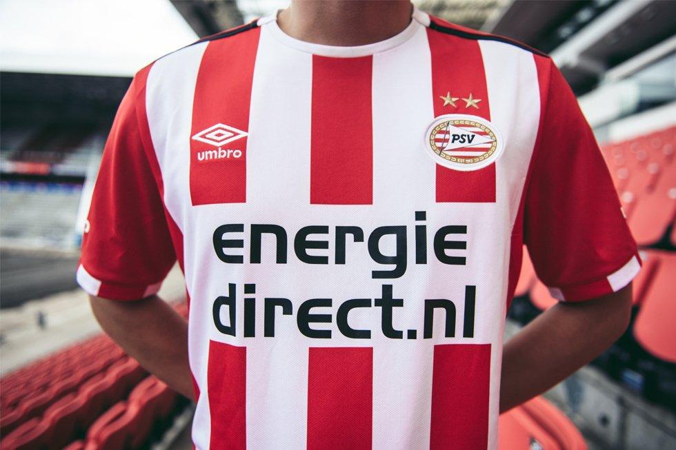 Luego de 34 años, el PSV de Andrés Guardado cambió de patrocinador