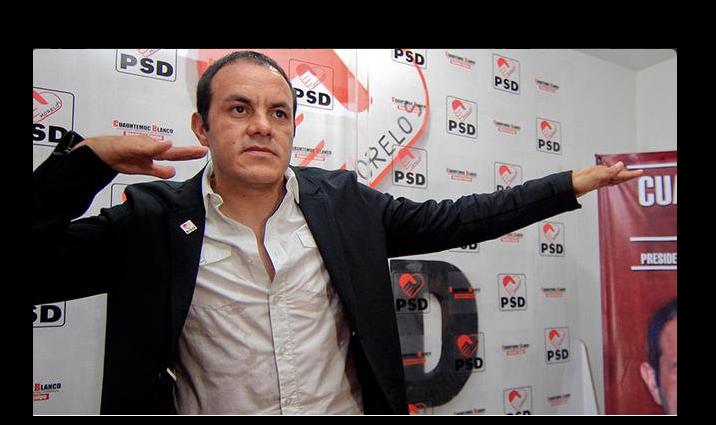 Cobró 'Temo' Blanco 7 millones de pesos para ser candidato a la alcaldía de Cuernavaca