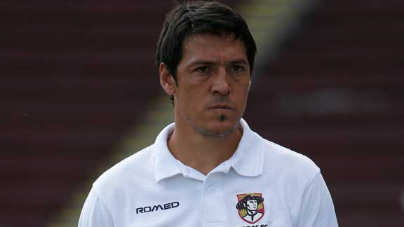 Mauro Camoranesi regresa a dirigir al futbol mexicano