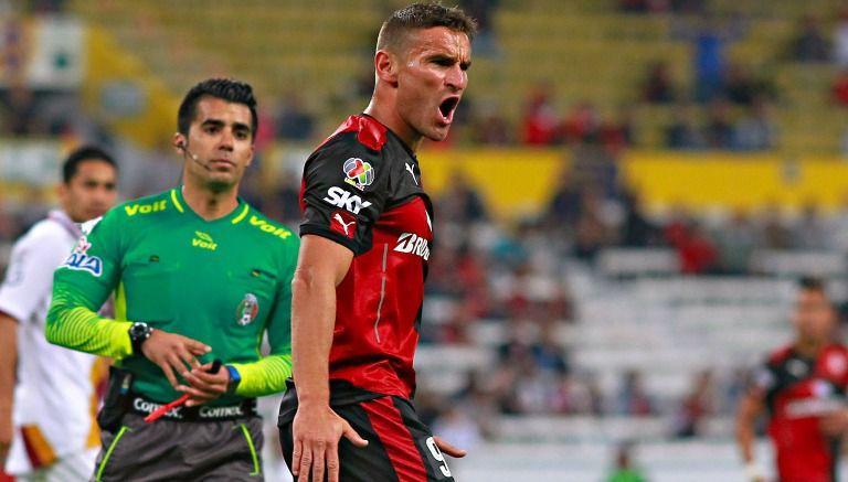 Bergessio explota contra los directivos de la Liga MX
