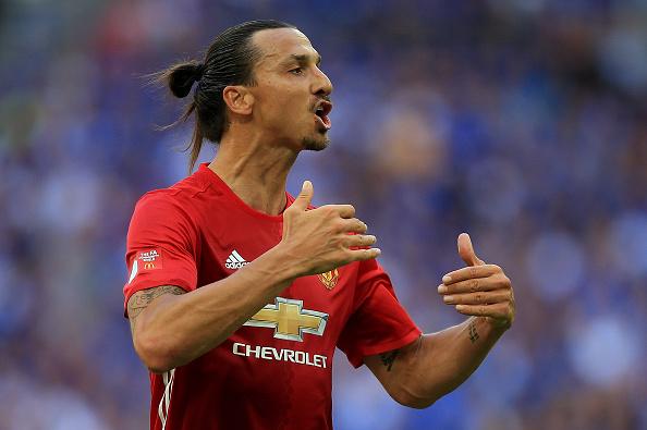 Zlatan Ibrahimovic arremetió contra el fútbol de Inglaterra en el pasado