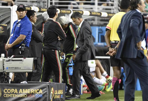 La Selección Mexicana modifica tres veces su plantilla en menos de 24 horas