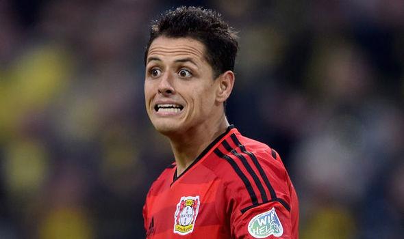 Buenas noticias para Javier Hernández desde Alemania