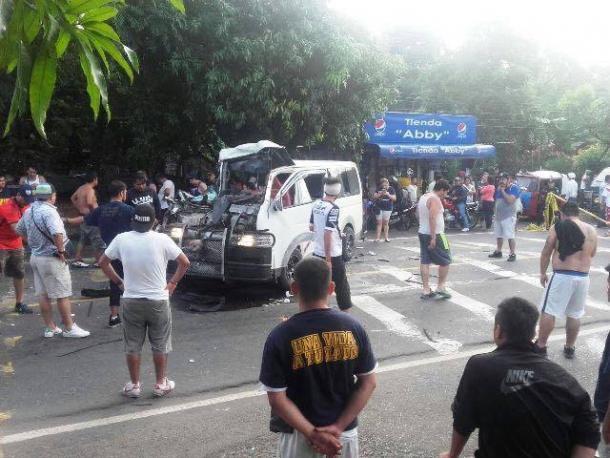Tiene La Rebel accidente carretero a su regreso de Honduras, fallece un integrante