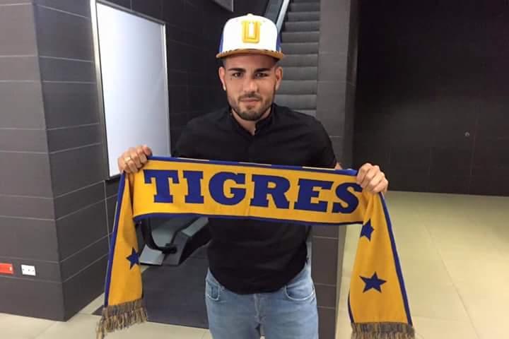 Delort dio sus primeras impresiones tras fichar con Tigres