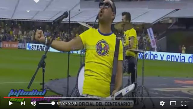 ¿Inspiración o plagio?… La semejanza entre el himno del América Centenario y el del Sevilla (videos)