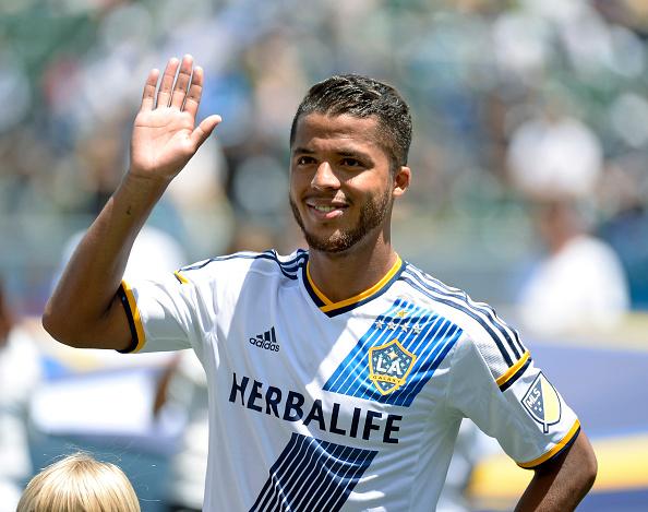 Giovani sigue encendido en la MLS
