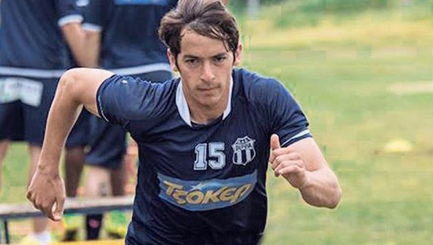 Mexicano que milita en la Primera División de Grecia sueña con jugar el Tri