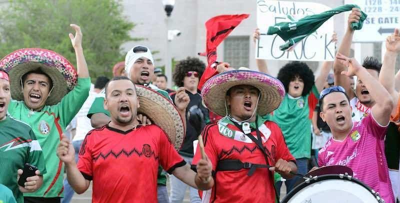 Checa la publicidad engañosa con la que promocionan a los 'paisas' el duelo México-Panamá