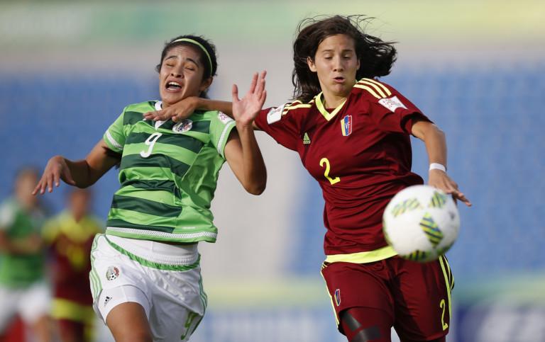 Terminó la sorpresa, el Tri Femenil Sub 17 queda fuera del Mundial de Jordania
