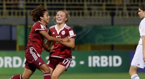 Avanza el Tri Femenil a Cuartos de Final en Mundial Sub 17