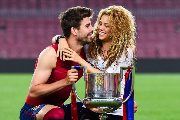 Piqué reveló cómo se ligó a Shakira
