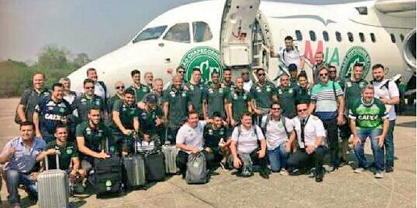 75 muertos y 6 sobrevivientes, saldo del accidente aéreo del Chapecoense