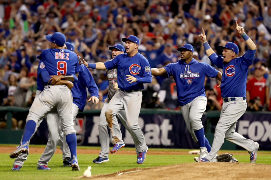 Cachorros de Chicago vuelven a coronarse en Grandes Ligas tras 108 años