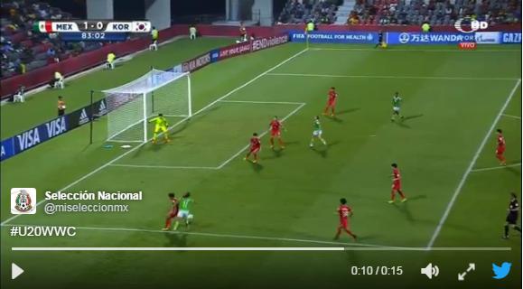 Jugadón de María Sánchez con el Tri Femenil Sub 20, que merecía terminar en gol (video)