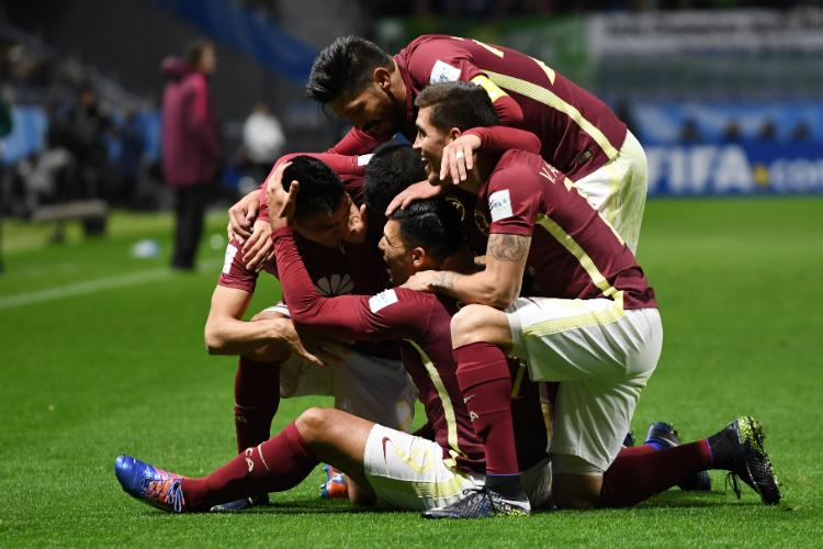 Inician con pie derecho… América va ante el Real Madrid en el Mundial de Clubes (video)