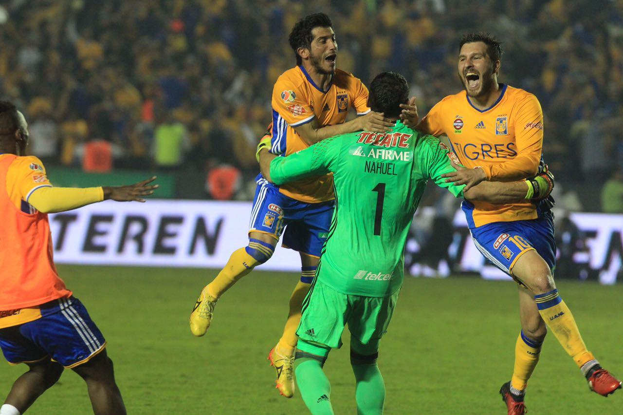 Se convierte Tigres el equipo más ganador de la década