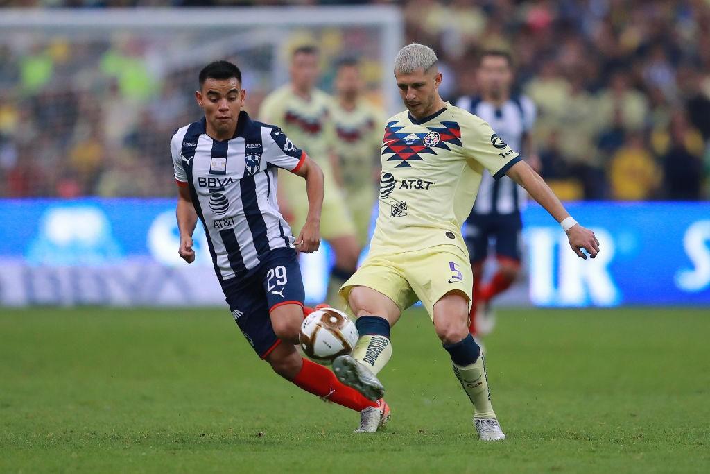 Carlos Rodríguez con la ilusión de emigrar al futbol europeo pronto