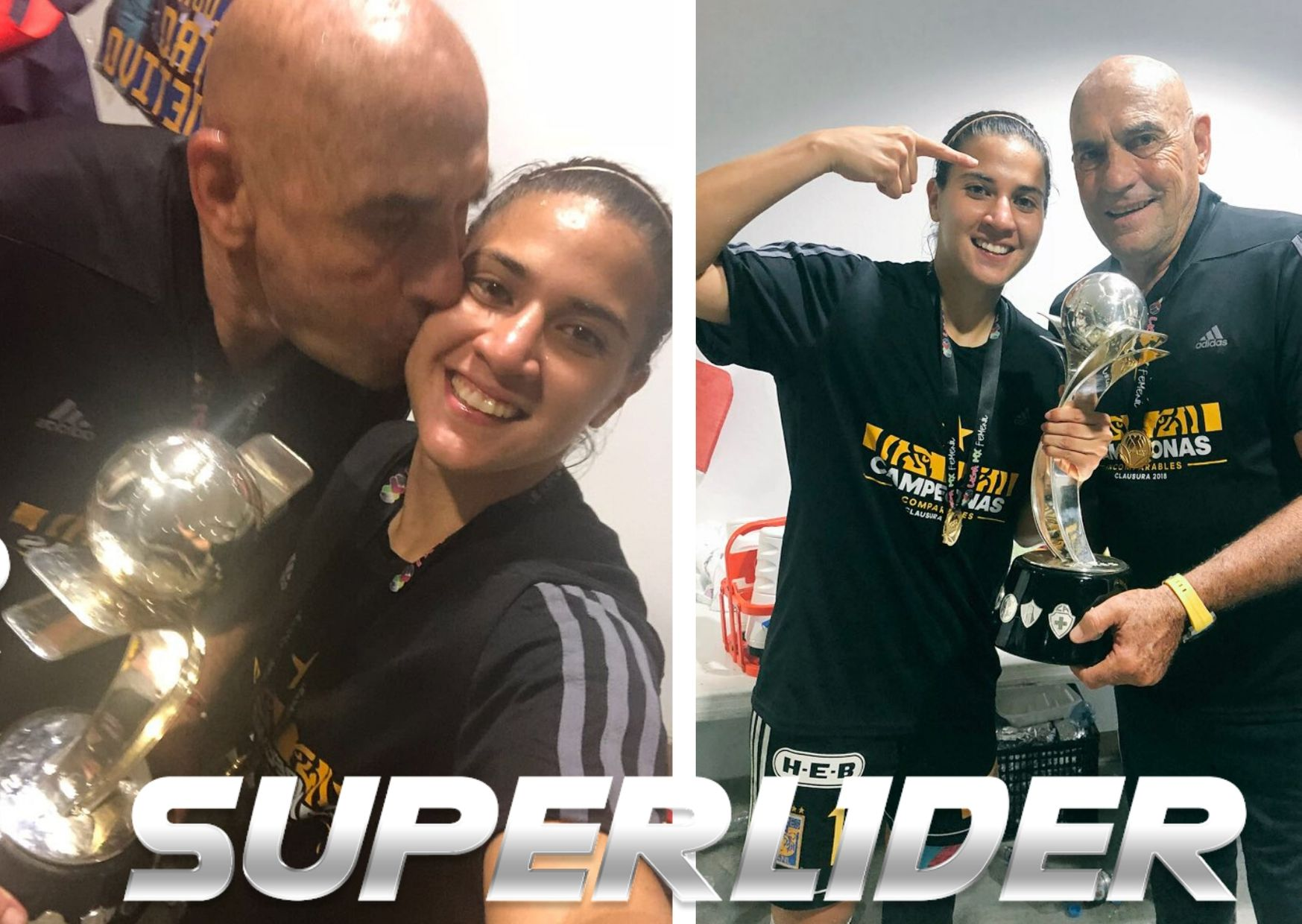 ¡Felicitación hasta el cielo! Nayeli Rangel felicita a Osvaldo Batocletti con emotivo mensaje