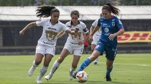 Pumas empató a Rayadas en los últimos minutos de partido