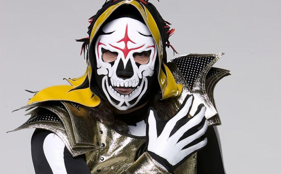 Falleció La Parka; figura de la lucha libre mexicana