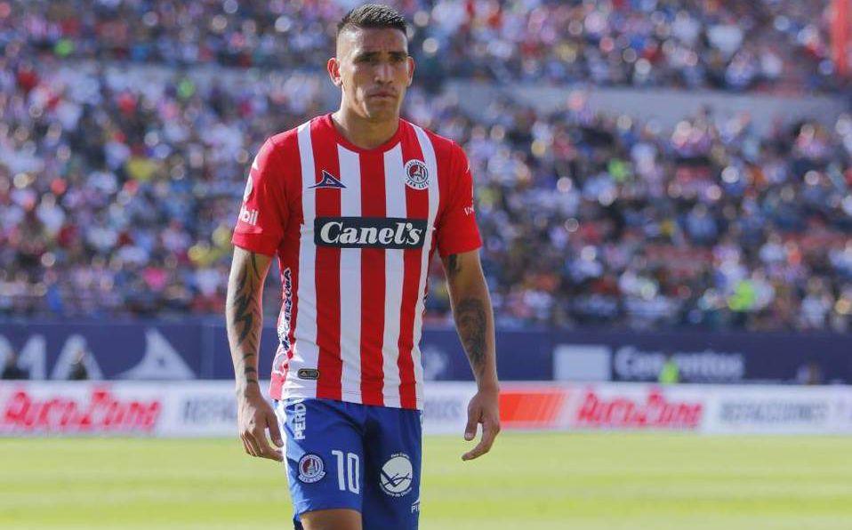 Ricardo Centurión se va del Atlético de San Luis, ficha por el Vélez Sarsfield