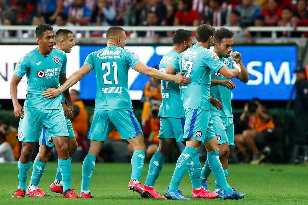 El discurso en el vestidor de Cruz Azul previo a vencer a Chivas en la jornada 6 del Clausura 2020 (VIDEO)