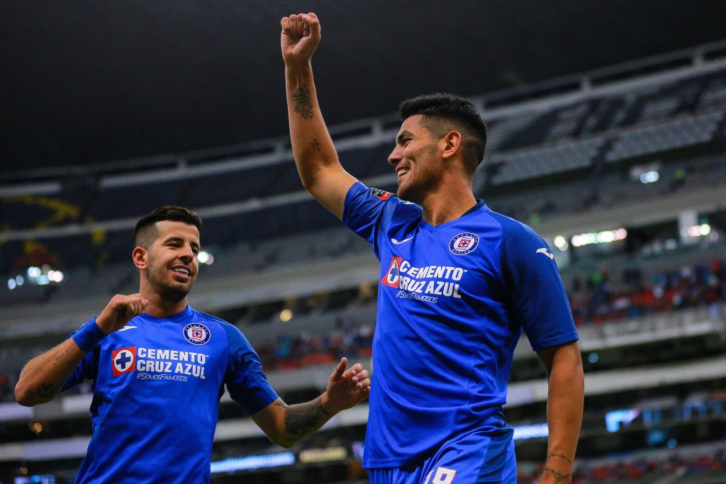 Cruz Azul goleó al Portmore United en el Estadio Azteca 4-0 y avanza a cuartos de final de la Concachampions (VIDEO)