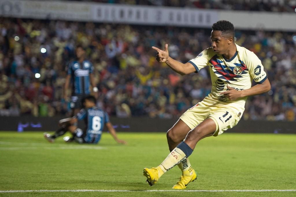 Con doblete de Andrés Ibargüen, América salió con la victoria del Corregidora tras pegarle 1-2 a Querétaro (VIDEO)