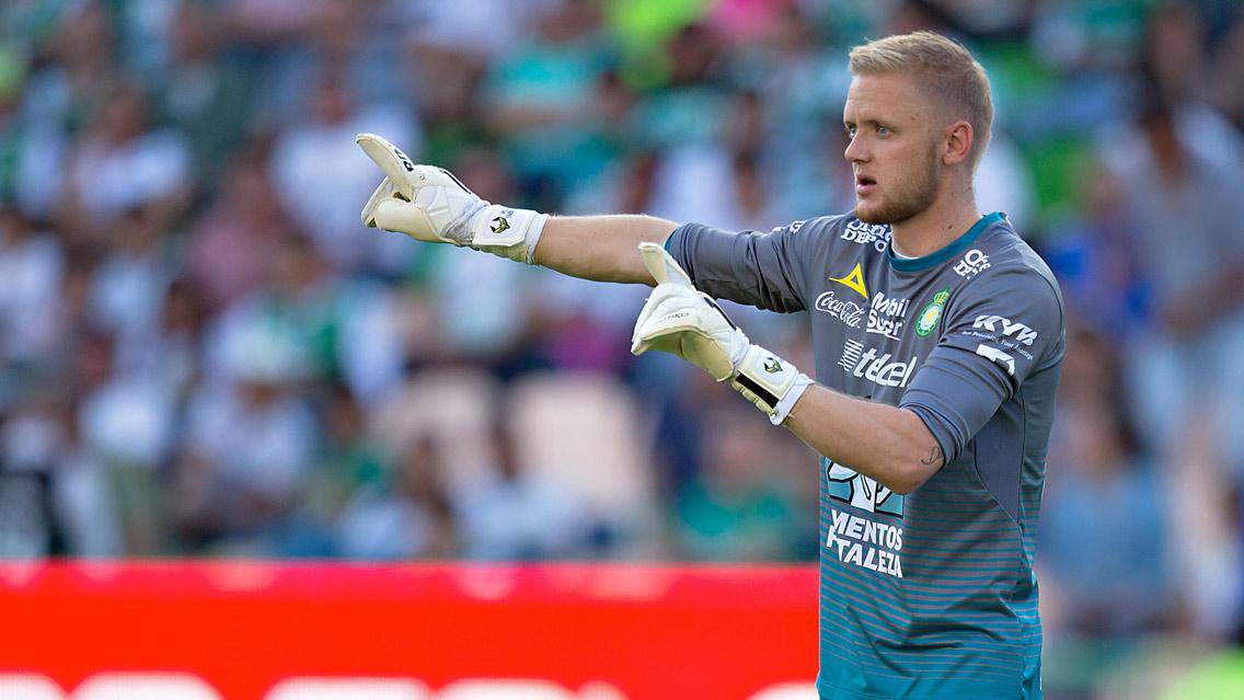 William Yarbrough se despidió del León, llega al Colorado Rapids de la MLS
