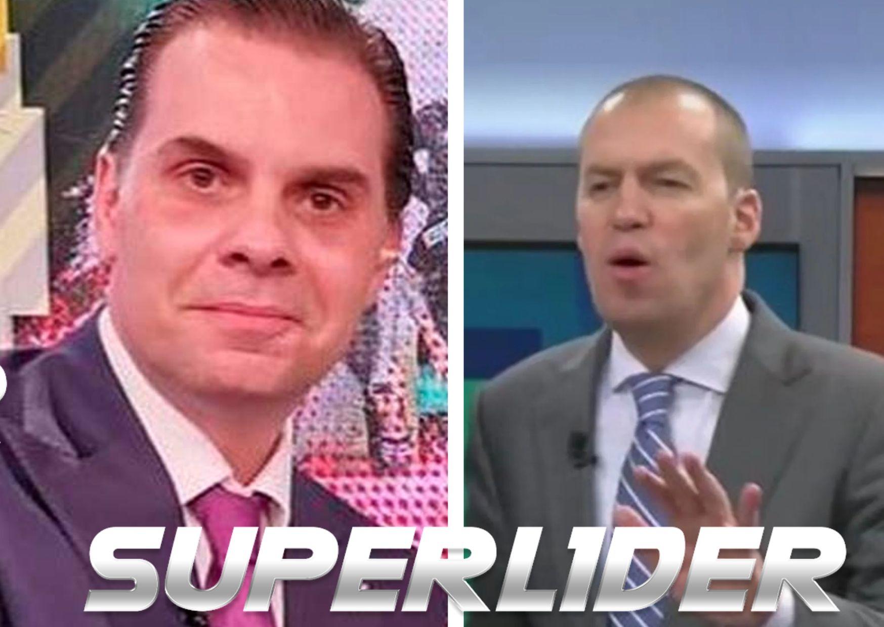 Christian Martinoli reveló que André Marín lo quiso ''correr de TV Azteca''